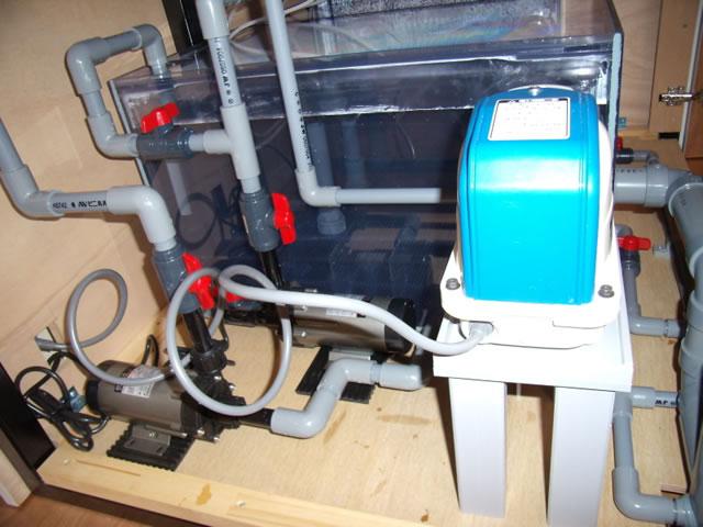 W1200 オーバーフロー水槽キャビネットタイプカバーセット