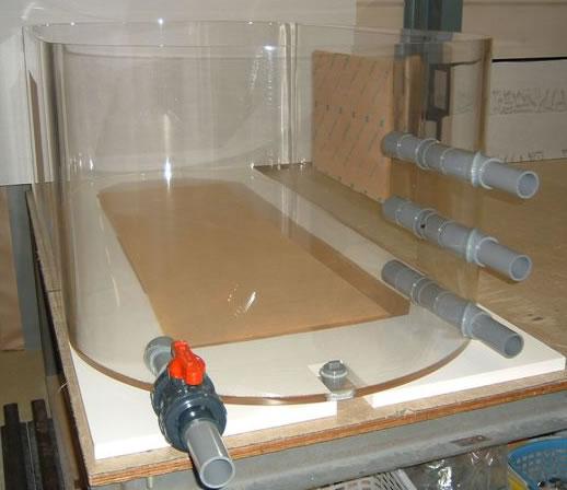 アクリル水槽/実験用水槽もご注文下さい