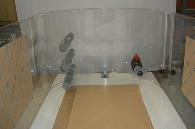アクリル水槽/実験用水槽